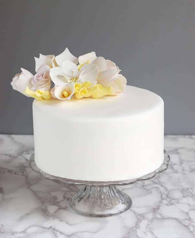 How To Make Homemade Cake Icing