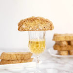 Orange & Almond Biscotti