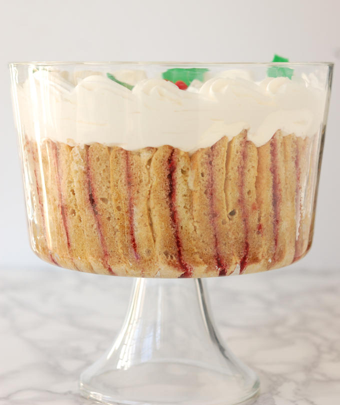 Classic Sherry Trifle