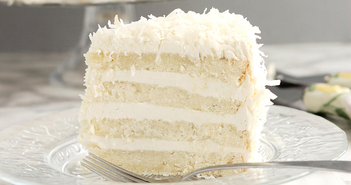 Should I Refrigerate Coconut Cake