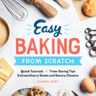 Easy Baking From Scratch – My book is available for preorder!