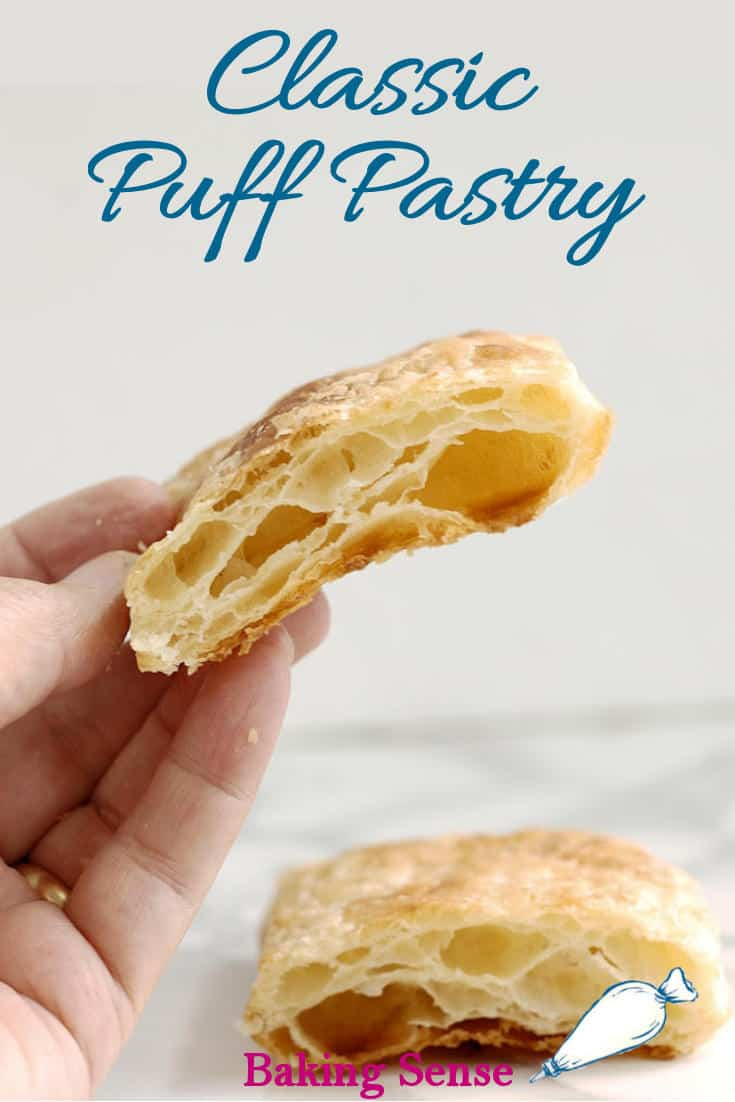 Let's learn how to make Classic Puff Pastry. Puff pastry is the queen of all doughs. Though the process does take some time, if you can use a rolling pin you can make this essential recipe. #puffpastry #scratch #best #classic #real