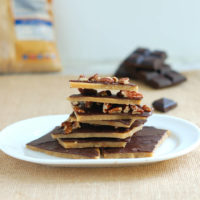 Brown Sugar Toffee