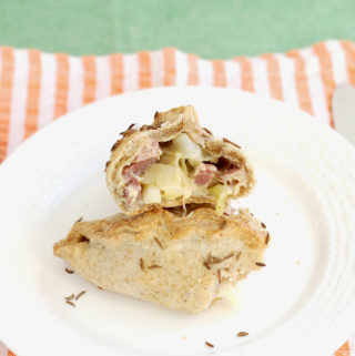 corned beef & cabbage pasty