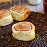 Sourdough Cinnamon Buns