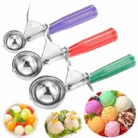 Ice Cream/Cookie Scoop Set of 3