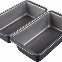 Nonstick Carbon Steel Bread Pan  9.5 x 5 2-Pack
