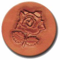 Rose Cookie Stamp