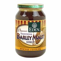 EDEN FOODS Organic Barley Malt Syrup, 20 OZ