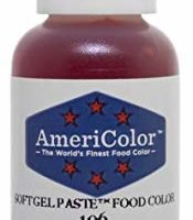 AmeriColor Food Coloring, Egg Yellow Soft Gel Paste.75 Ounce