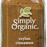 Simply Organic Ground Ceylon Cinnamon