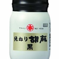 Marumoto Jun Neri black sesame paste