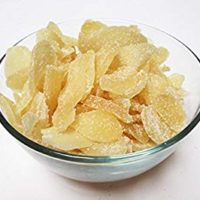 Crystallized Candied Ginger Slices, 2.5 pound