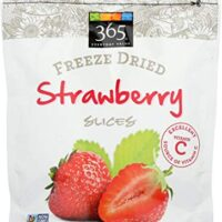 Freeze Dried Strawberry Slices, 1.2 Ounce