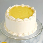 a pinterest image for lemon curd recipe