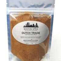 Boston Spice Speculaas Baking Mix Blend