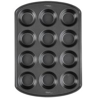 Wilton Non-Stick Bakeware Muffin and Cupcake Pan, 12-Cup