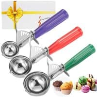 Cookie Scoop Set 3