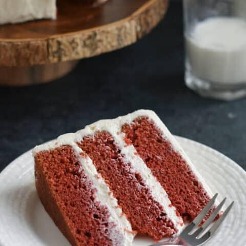 Red Velvet Cake or Cupcakes